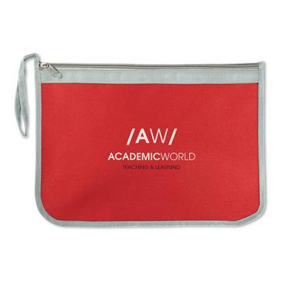 Image of 600D Document Pouch A4