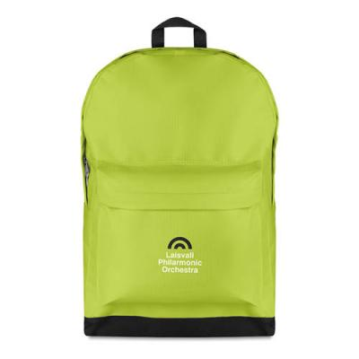 Image of Backpack in 600D polyester