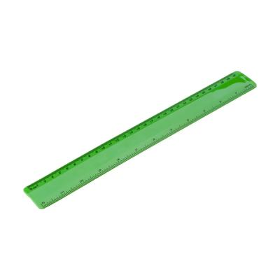 Image of Flexible plastic ruler, 30cm/12""