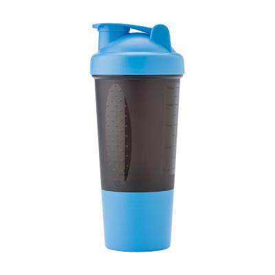 Image of Plastic 500ml protein shaker