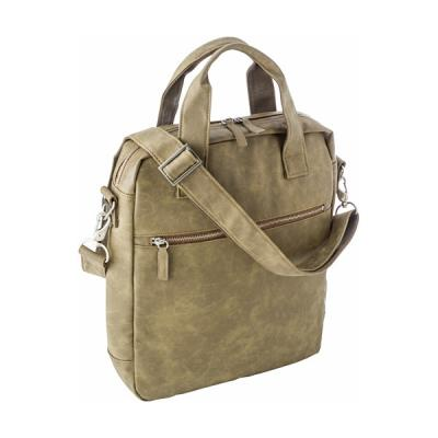 Image of PU laptop shoulder bag (13')