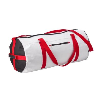 Image of Polyester 600D large capacity barrel sports/travel bag