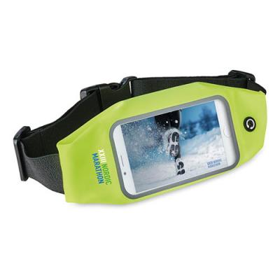 Image of Waist bag in lycra
