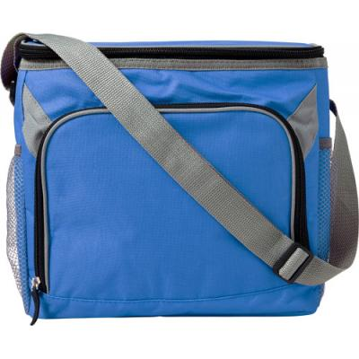 Image of Polyester (600D) rectangular cooler bag