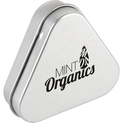 Image of Triangular Mint Tin