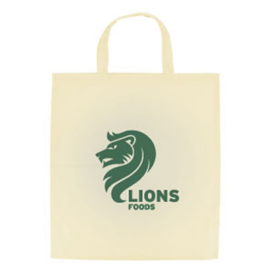 Image of Short Handled Shopping Bag