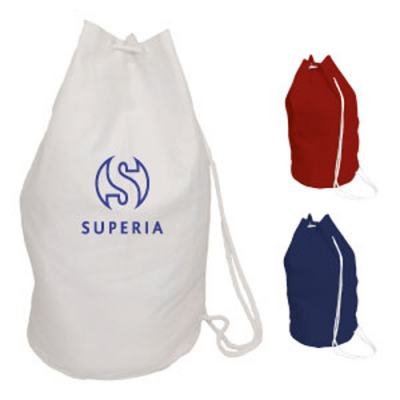 Image of Drawstring Sailor Bag