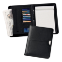 Image of Regal A4 Zipped Leather Conference Folder