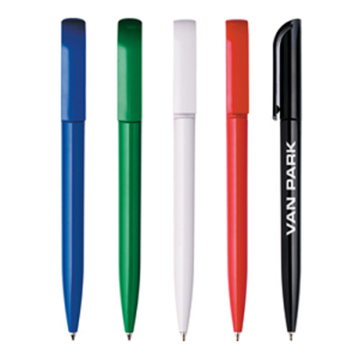 Image of Solid Twist Ballpoint Pen