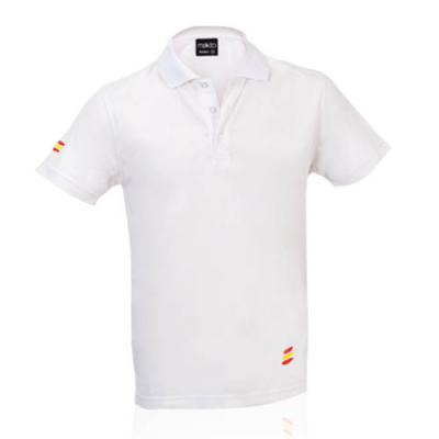 Image of Polo Shirt Tecnic Bandera