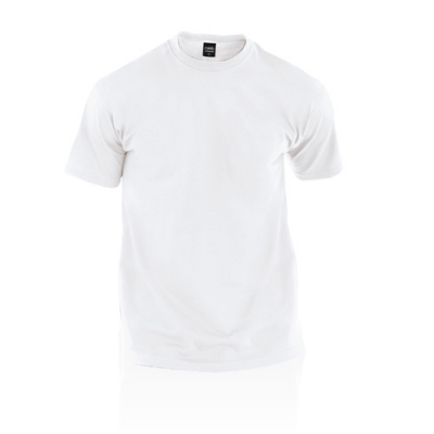 Image of Adult White T-Shirt Premium