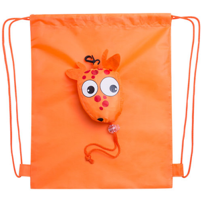 Image of Foldable Drawstring Bag Kissa