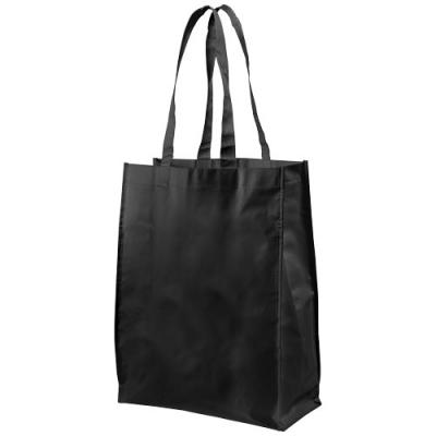 Image of Conessa Mid-Size Laminated Shopper Tote