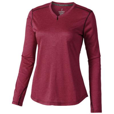 Image of Quadra long sleeve ladies Top