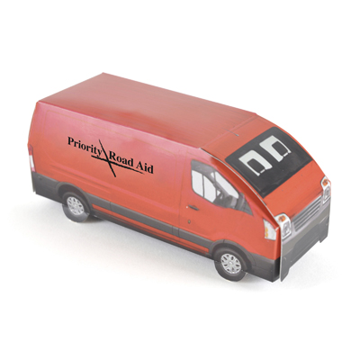 Image of Delivery Van