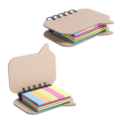 Image of Sticky Notepad Lazza