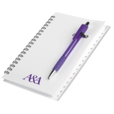 Image of Ruler Notebook