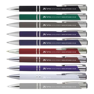 Image of Crosby Soft Touch Ballpoint Pen