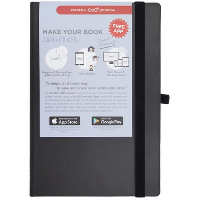 Image of Plusfile O2O Veleta Smart Journal