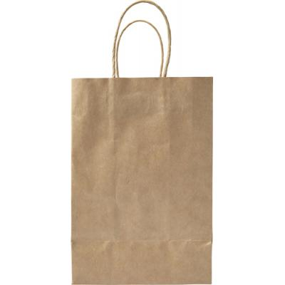 Image of Paper bag,'small'.