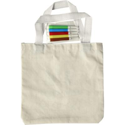 Image of Cotton (130-140g/m2) bag