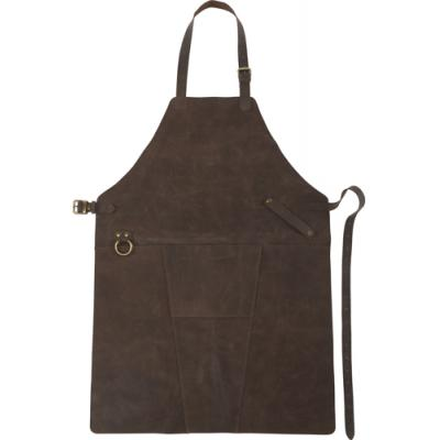 Image of Split leather apron