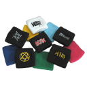 Image of Embroidered Wrist Sweatbands