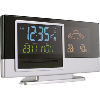 Image of Plastic Digital weather station