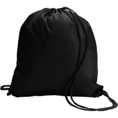 Image of Polyester (190T) drawstring backpack