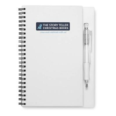 Image of 80 pages notebook