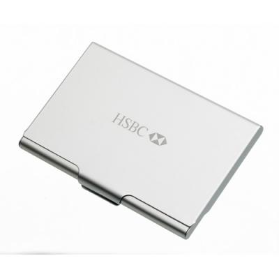 Image of Aluminium Card Case