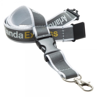 Image of 15mm Reflective Lanyard