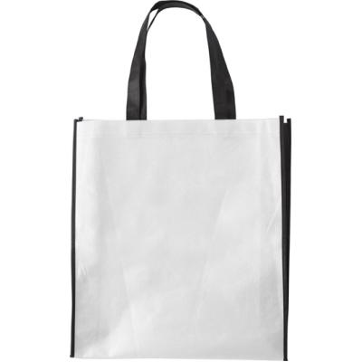 Image of Nonwoven (80 gr/m2) shopping bag