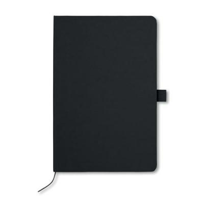 Image of A5 Notebook with paper cover
