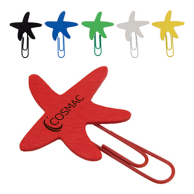 Image of Star Shaped Paper Clip