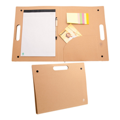 Image of Recycled Cardboard Folder
