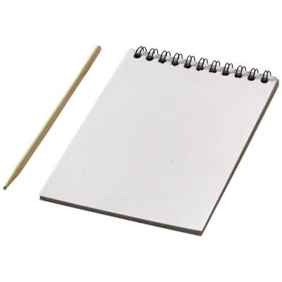 Image of Colourful Scratch Pad
