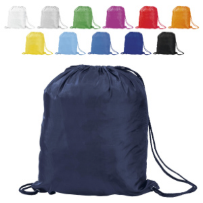 Image of Nylon Drawstring Bag