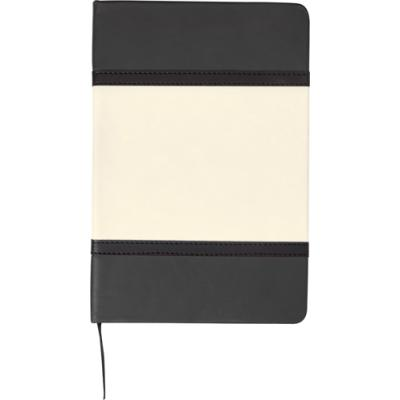 Image of A5 Soft feel notebook with PU cover