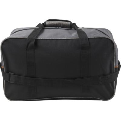 Image of Poly canvas (600D) sports bag