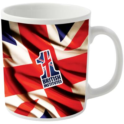 Image of Durham Dye Sublimation Mug