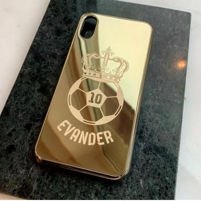 Image of Gold iPhone Covers by Golden aura