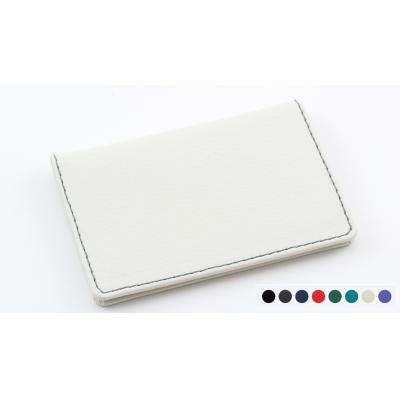 Image of Environmentally friendly E Leather  Card Case