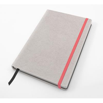 Image of Saffiano Textured A5 Casebound Notebook