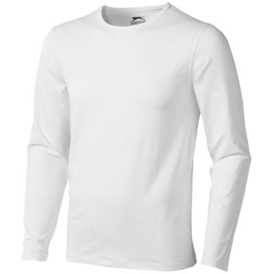 Image of Curve long sleeve T-shirt