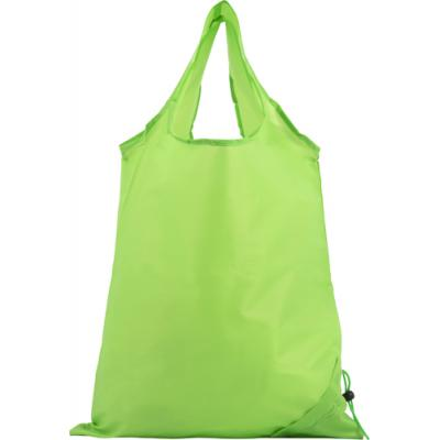 Image of Foldable polyester (210D) shopping bag