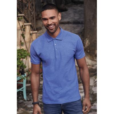 Image of Fruit of The Loom 65/35 Polo Shirt