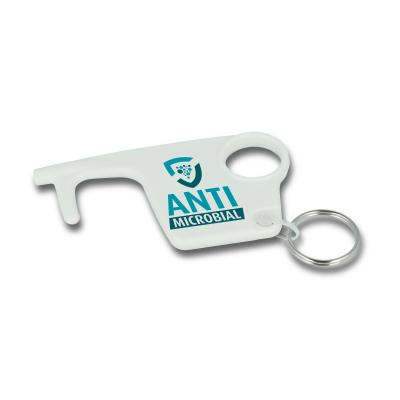 Image of Anti Microbial Hygiene Hook Keyring