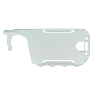 Image of No Touch Card Holder Anti-microbial Version - Unprinted