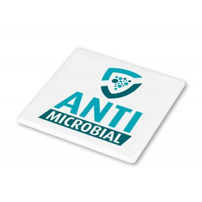 Image of Antimicrobial Square Coaster
